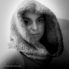 #knitting #hoodie #kaptur #wloczka #dziergany #nadrutach #wiedzmin #witcher #assassinscreed #rekodzielaeu