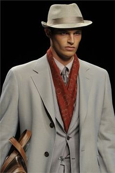 fashionable fedora for men Sharp Dressed Man 38dd29568dc