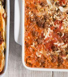 Venäläinen Kaalilaatikko   Kodin Kuvalehti Lasagna, Dinner, Ethnic Recipes, Food, Journey, Drinks, Lasagne, Beverages, Food Dinners