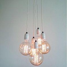 Cluster Lights, Lightbulbs, Light Effect, Led Lamp, Ceiling Lights, Lighting, Pendant, Home Decor, Taps