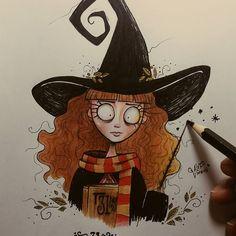 """PESSOAL VOLTEI! ✨ E pra deixar o Alef Vernon art mais movimento que nunca, no dia 01 de Julho começa o """"31 dias de magia"""" onde vou desenhar 31 desenhos (01 por dia) durante todo o mês e eles terão que ser relacionados a magia (vão ter MUITOS personagens do Harry Potter) Então aproveita e ja comenta ai qual personagem nao pode ficar de fora dessa série! ✨ • HEY EVERYONE! I'M BACK! ✨ And... I have a new art series coming in July! I call this """"31 days of magic"""" I will drawing only caracteres..."""