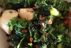 Fast Paleo » Scallops Kale-o - Paleo Recipe Sharing Site