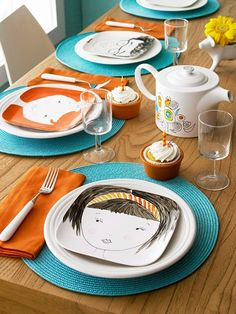 personalized painted dishes