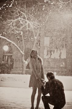 Future husband, please have a hidden photographer when you propose to me.