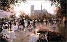 Christa Kieffer - Wedding Party - Notre Dame Párizs