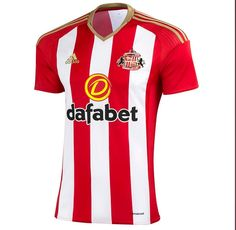 Camiseta Sunderland Primera 2016-17