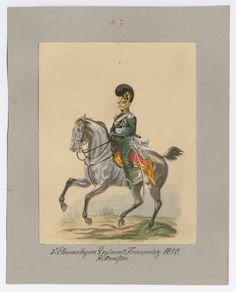 3e. Chevaulegers Regiment Kronprinz 1810