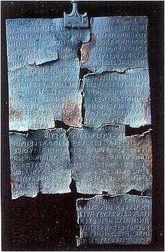 """Estudos sobre a Civilização Romana: """"Os Etruscos"""" - Gran Circo Pravda"""