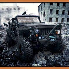 Bitchin Jeep