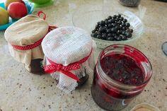 Beatos uogienių receptai: uogų asorti ir cukinijų bei obuolių pagardas