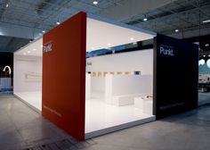 Punkt booth. Rosie Lee, LDN UK
