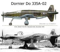 Dornier Do 335a-02