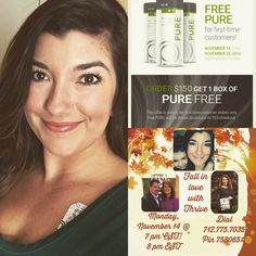 I am so excited to continue my journey with thrive! Crod4.le-Vel.com