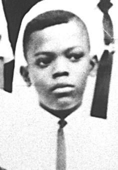 Samuel L. Jackson in childhood