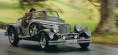Bufori Motor Car Company - World of BUFORI - Model Evolution - Introduction