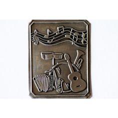 """Eticheta metalica de petrecere """"Instrumente"""" Wallet, Metal, Pocket Wallet, Handmade Purses, Diy Wallet, Purses"""
