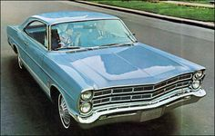 1967 Ford Galaxie 500 - My parents had this car!!  Remember riding in the front seat between my mom and dad and then crawling over the seat to the back....What's a seatbelt again?