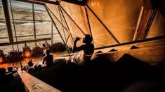 Travelling sauna