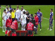 Cristiano Ronaldo Yellow Card Reaction : Fábio Coentrão Red Card ( Real Madrid vs Espanyol 2-0 )