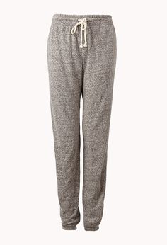 Heathered Lounge Pants   FOREVER21 - 2079856534