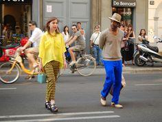 MILAN MEN'S FASHION WEEK // STREESTYLE REPORT #1