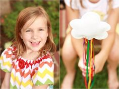 Clare's Rainbow Party :: Featured Parties birthday parti, colour rainbow, the dress, featur parti, rainbow parti, parti idea, rainbow wand