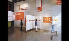Visitors, Off the Wall, SEGD, Lee H. Skolnick Architecture + Design Partnership #SEGD