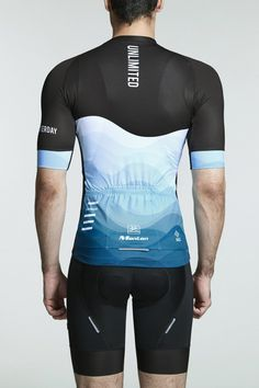 Sharp Looking Comfortable Light Soft Unique Cycling Jersey for Men b06807516