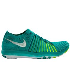 Nike Womens Free Transform Flyknit Shoes Clear Jade/Vlgn 301 >>> Read more reviews of the product by visiting the link on the image.