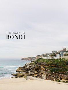 Bondi, Sydney / Alice Gao