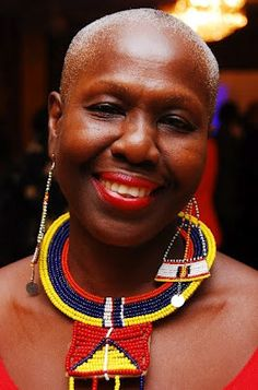 Professor Carolyn Cooper. The head of Literary and Cultural studies at the University of the West Indies, Jamaica.