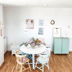 Pastel livingroom