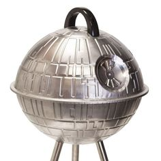 A Star Wars Death Star Barbeque Grill