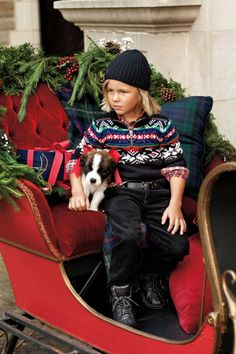 Ralph Lauren kids, Blog Moda Infantil, La casita de Martina,