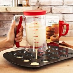 batter dispenser~ WANT!