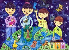 모나미에서 환경사랑을 주제로 매년 미술공모전을 개최하고 있습니다. 올해는 공모 일정이 촉박하게 고지되...