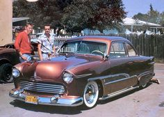 Kustom Kingdom: Junior Conway coupe - 1950 Ford - Kustoms Los Angeles