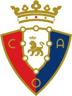 Club Atlético Osasuna (Pamplona, Navarra) | Country: Spain. País: España. | Founded/Fundado: 1920/10/24. Badge/Escudo.