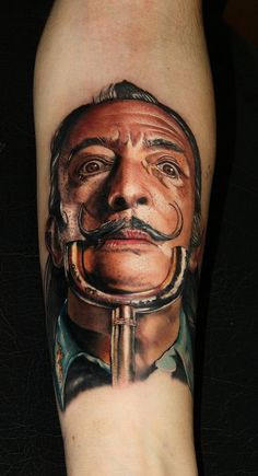 by Carlox Angarita tatto artist
