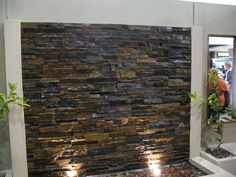building water wall | Landscaping Water Features and Other Projects