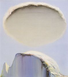 For the second of my posts on Wayne Thiebaud (For more biographical detail see the previous post) I am showing some of his landscape paintin. Wayne Thiebaud, Landscape Art, Landscape Paintings, Pop Art Movement, Painting & Drawing, Illustration Art, Food Illustrations, Contemporary Art, Abstract Art