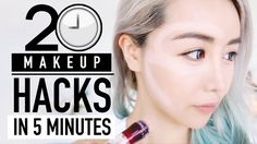 20 Makeup Hacks in 5 minutes ♥ Before & After Tutorials TESTED ♥ Try it ...