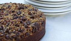 Chocolate Zucchini Cake from P. Allen Smith