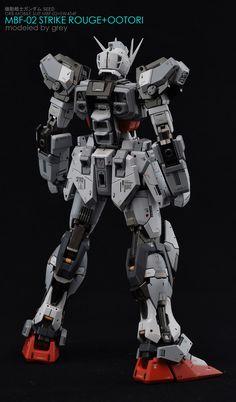 Action Base pour 1//60 PG 1//100 MG Gundam Figure Rouge