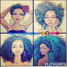 ▶ Play #flipagram Video| NATURAL HAIR INSPIRATION / natural / big chop / transition / motivation / curls / coils / twists / bend / healthy hair  - http://flipagram.com/f/HVtpgOCwFv