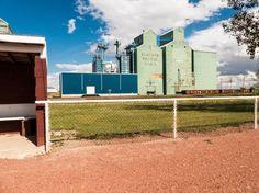Warner AB grain elevators