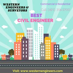 Western Engineers & Surveyors, Inc. Prides itself in providing consistently high quality and accurate land surveying services to our clients. For more info call: (425) 356-2700 Visit our site.