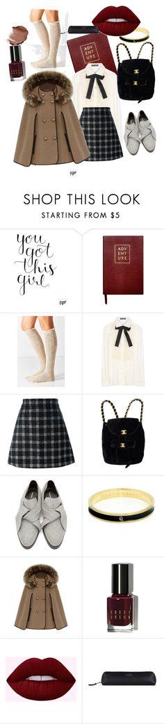 """Başlıksız #16"" by essenayse on Polyvore featuring moda, Sloane Stationery, Urban Outfitters, Dolce&Gabbana, Gucci, Chanel, Proenza Schouler, Whistle & Bango, Bobbi Brown Cosmetics ve Smythson"