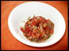 Cocina Real Free: Chile con carne Totopos y Pico de gallo