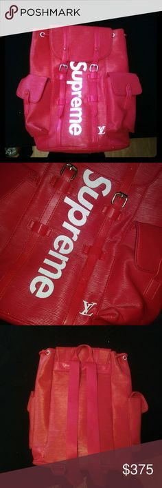 a2f5baa43eeb 30 Delightful Supreme (Louis Vuitton) images
